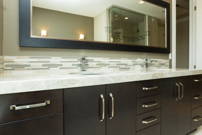 The Stratton – Ensuite – It's all in the details…the abundant storage is further optimized as most drawers have organizers