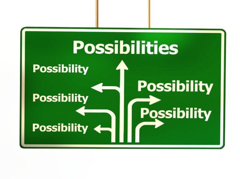 possibilities flow chart