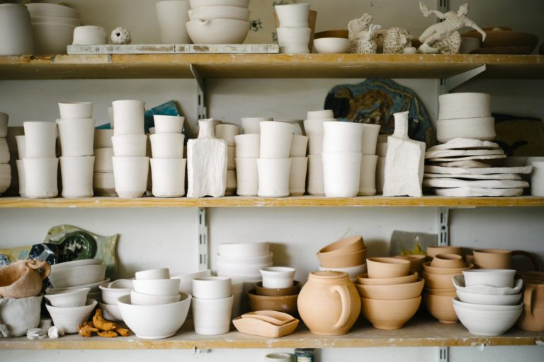 matte white pottery dishes trends 2017 home