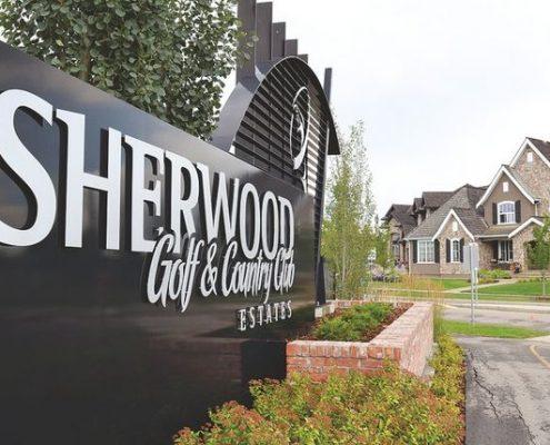 Golf Country Club Estates Sherwood
