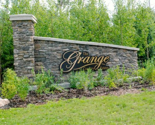 The Grange sherwood park
