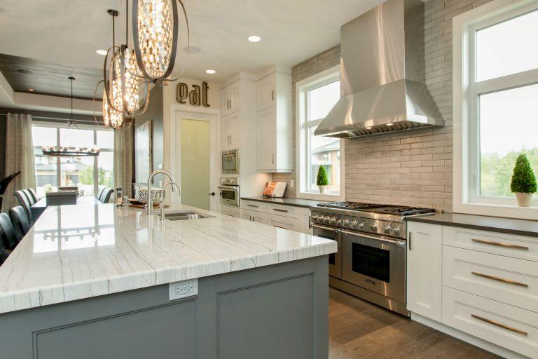 luxury custom plumbing and appliances