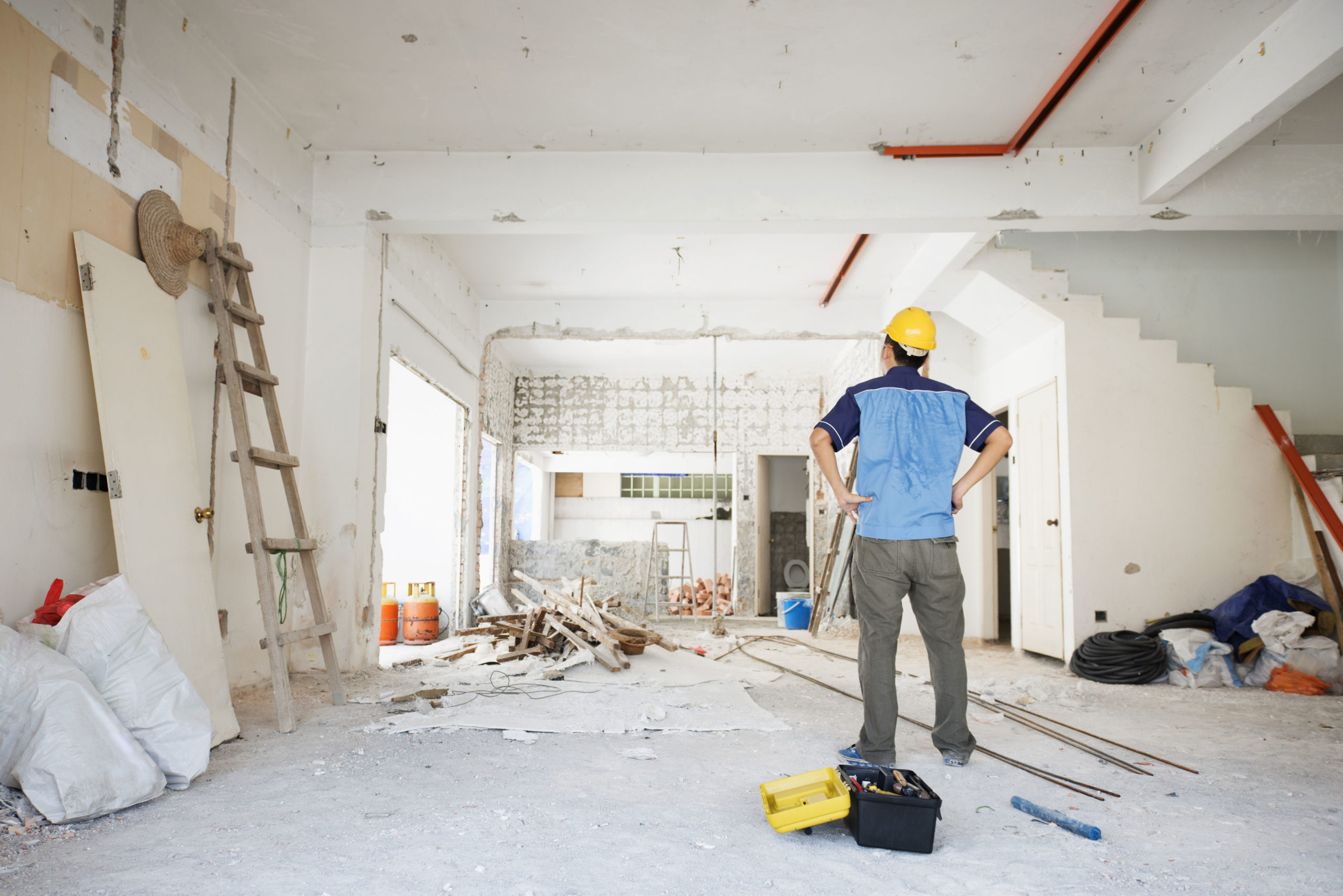 Can You Stay In Your House During A Reno? - Part 2